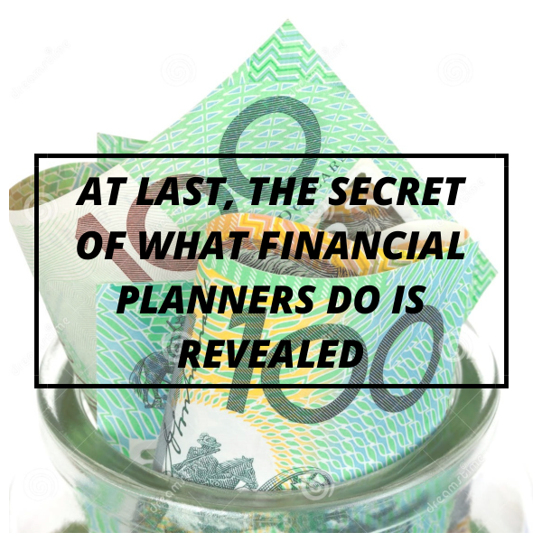 What do financial planners do