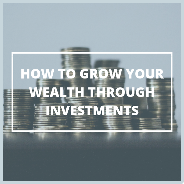 investments, investment types